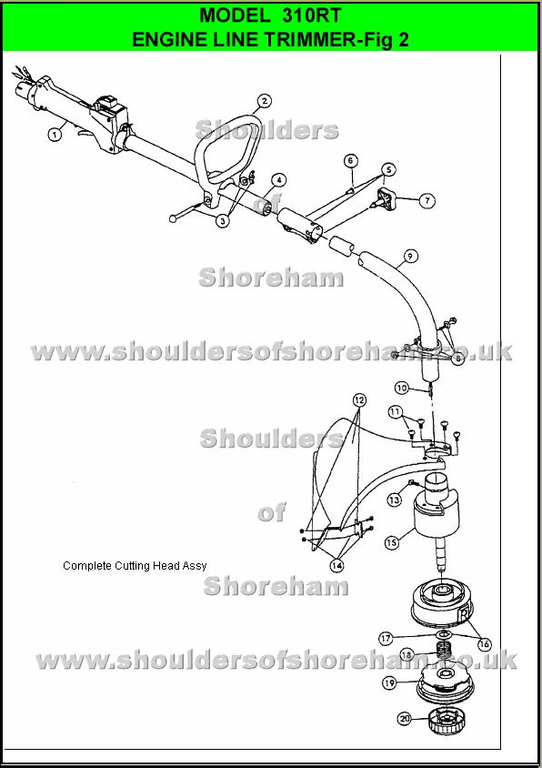 Stihl 009 Chainsaw Parts Diagram Stihl ms 310 Chainsaw Parts