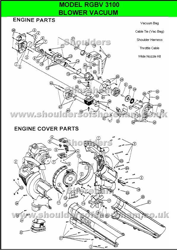 stihl bg 85 parts manual pdf