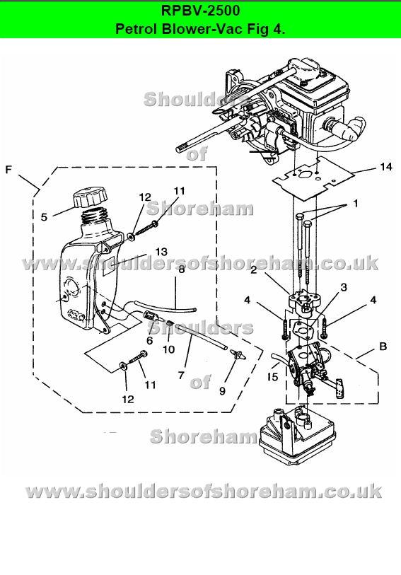 Stihl Fs 45 Hedge Trimmer Parts
