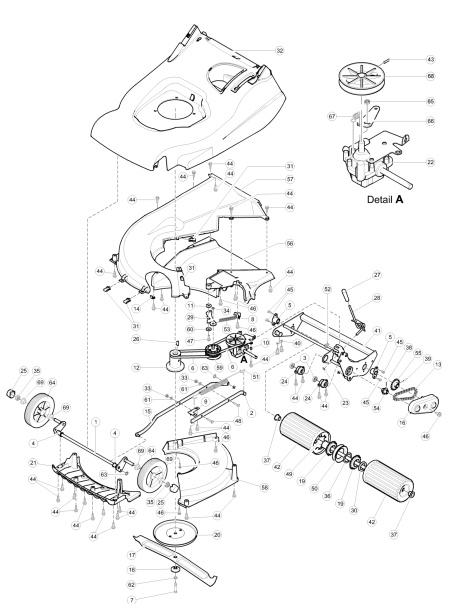 stihl 028 chainsaw parts diagram automotive parts