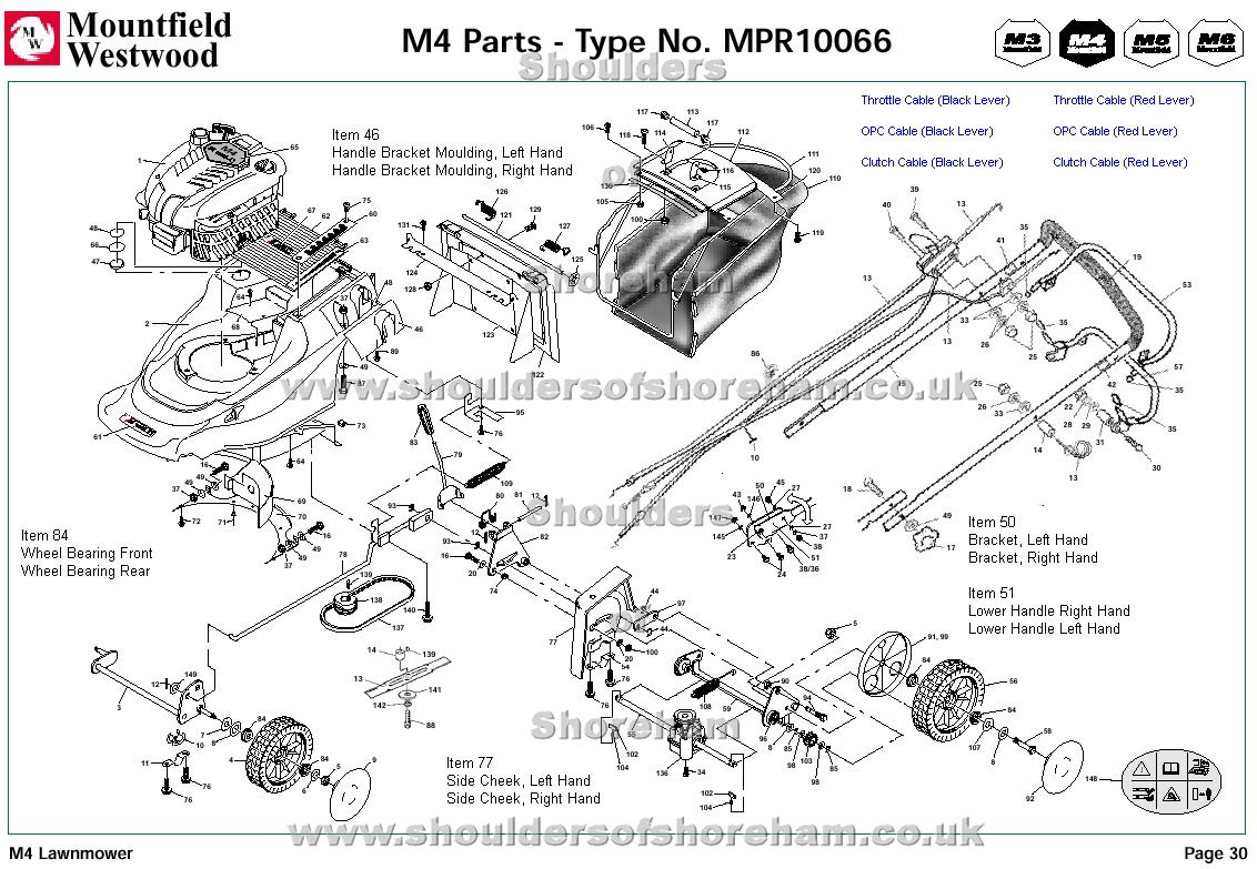 m4 breakdown pictures to pin on pinterest